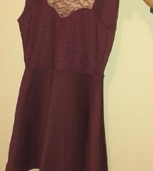 Bordo HM haljina