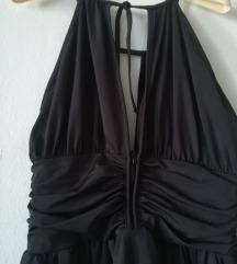 Crna haljinica S/M snizeno