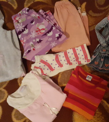 Lot stvari za devojcicu od 4-5 godina