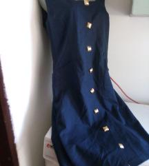 Class teget haljina sa dugmicima 42