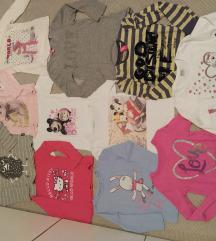 Majice za devpjcice 5 -6 god