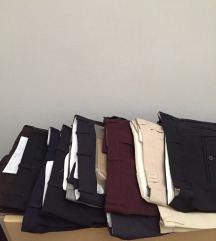 Komplet od 6 pari pantalona