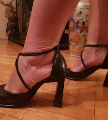 Ženske kožne cipele / Prirodna koža