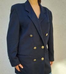 Vintage vuneni sako