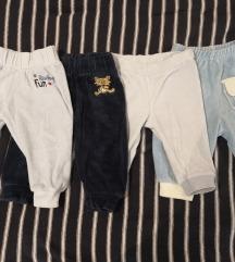 4 pantalonice