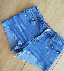 Too Hot high waist teksas sorts M