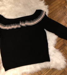 H&M dzemper trikotaža