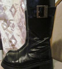 Piston boots prirodna koža, odlične!