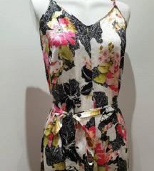 Guess maxi svilena haljina