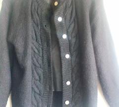 Crni dzemper jaknica