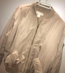 Zlatna H&M bomber jakna