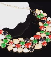 Prolećna ogrlica