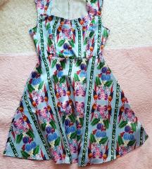 Nova haljina sa dezenima