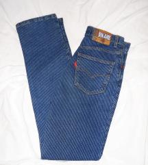 New Jeans vintage farmerice visokog struka