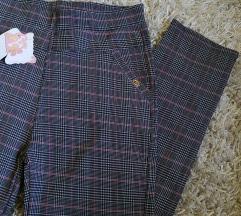 Dasire | karirane pantalone