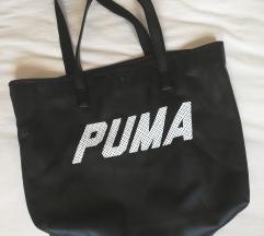 Original puma crna torba, sa oštećenjem