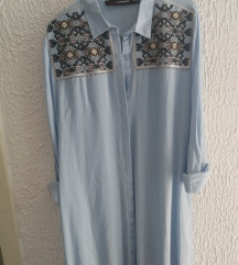 Nova kosulja haljina M Vel