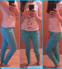 Mini Bleu jeans, plave, kao nove 29