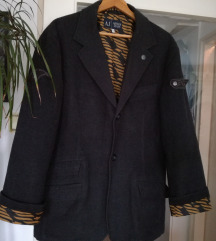 Armani jeans tanji muski kaput XL