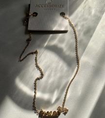 Accessorize ogrlica 🤍 Poklon preko 1000 din.