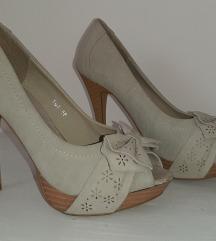 NOVE sa ostecenjem prelepe sandalete Brilliant