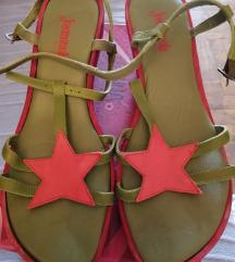 Fantasticno drvene sandale