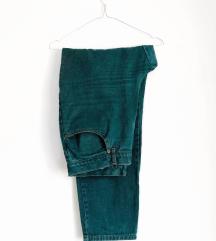 Zelene Teksas Pantalone [VINTAGE]