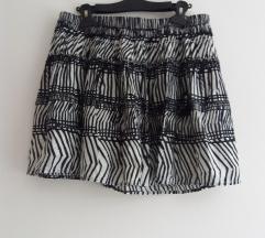 H&M suknja vel.L