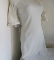 Nova Only bela haljina S/M
