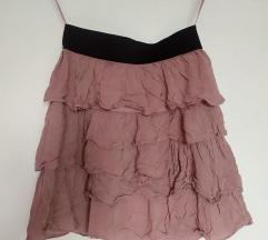 Zara basic suknjica