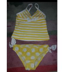 Kupaci kostim iz 2 dela 2-3 godine