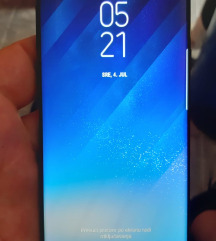 Samsung galaxy s8 plus kao nov
