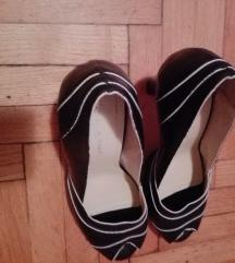 Crne cipele Zanon&Zago