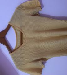 Majica zuta