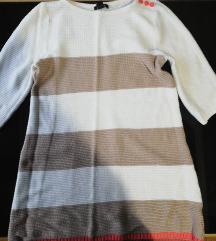 H&M koncani džemper 36/38