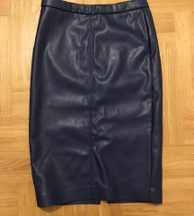 Nova kozna suknja