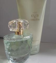 Avon Eve Truth, parfem i mleko