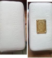 D&G Dolce GABANNA beli veliki novcanik