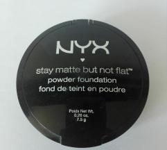 NYX Stay Matte But Not Flat