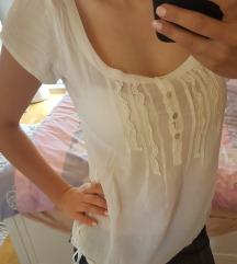 Bela bluzica bluza majica