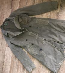 Benetton strukirani mantil-jakna