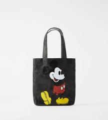 Zara Disney tote mini bag✔️NOVO