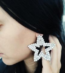 Minđuše zvezda