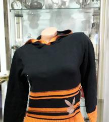 Džemper s kapuljačom vel M/L