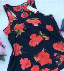 Calliope nova cvetna  bluza  sa etiketom