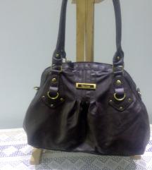 78010ecb477ea Velika atraktivna Crna original Mango torba