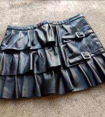 Kozna kratka suknja