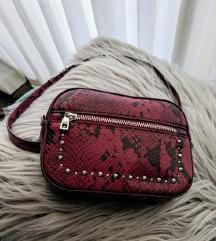 Zara snake bag