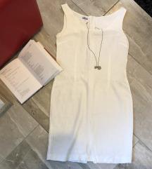 SNIZENJE!! bela haljina