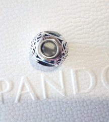 Filigansko slovo A za Pandora narukvicu, S925